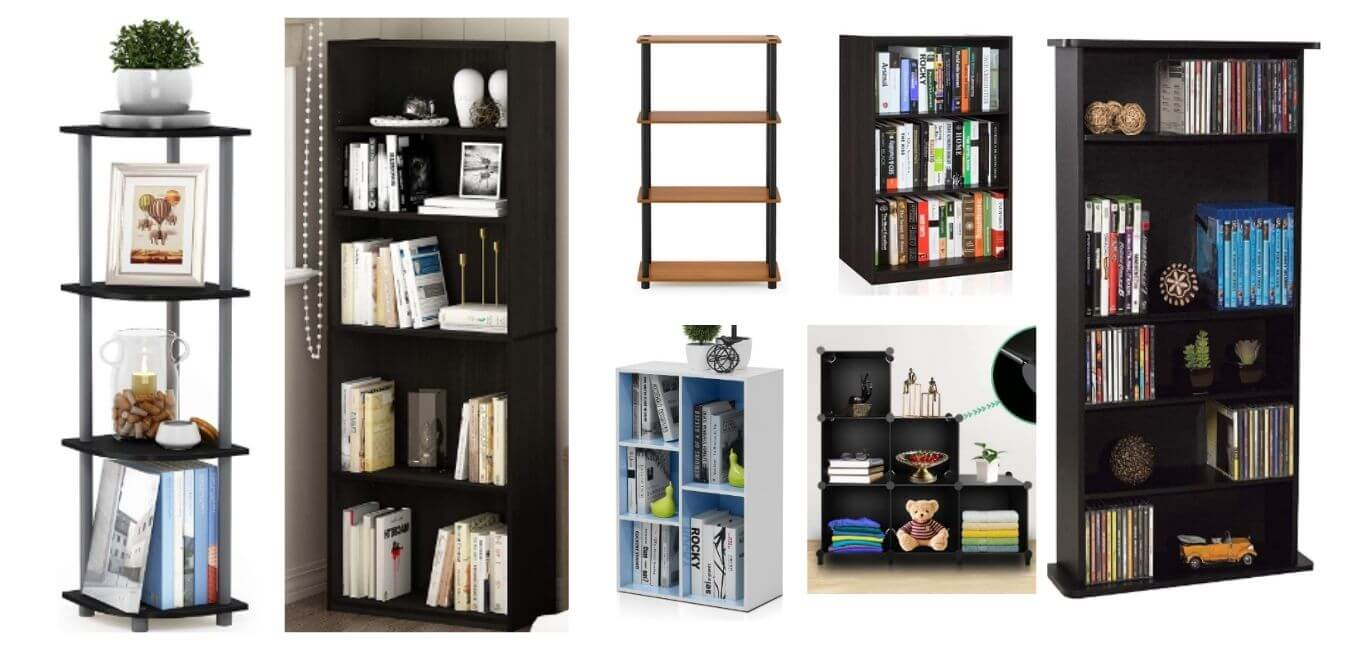 Bookshelves and Bookcases