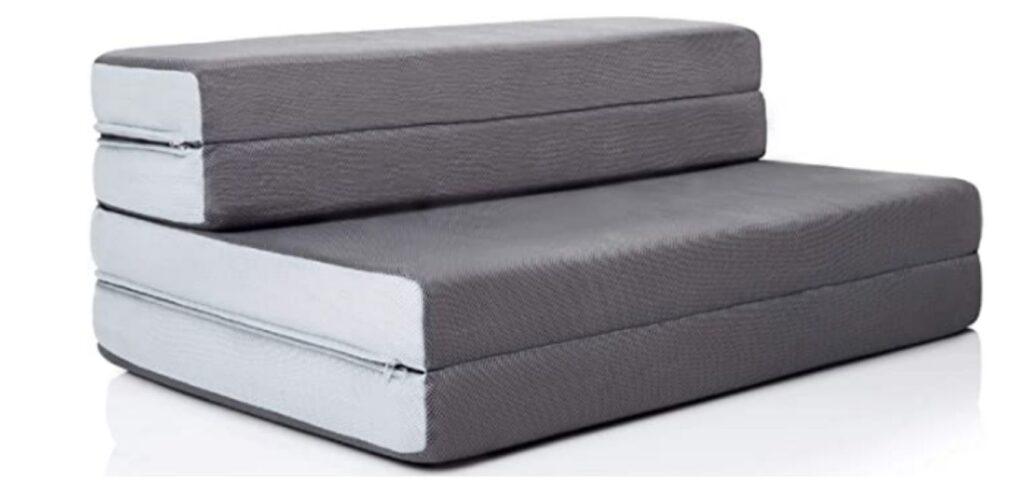 Comfortable and Durable Foam Folding Futon under $100