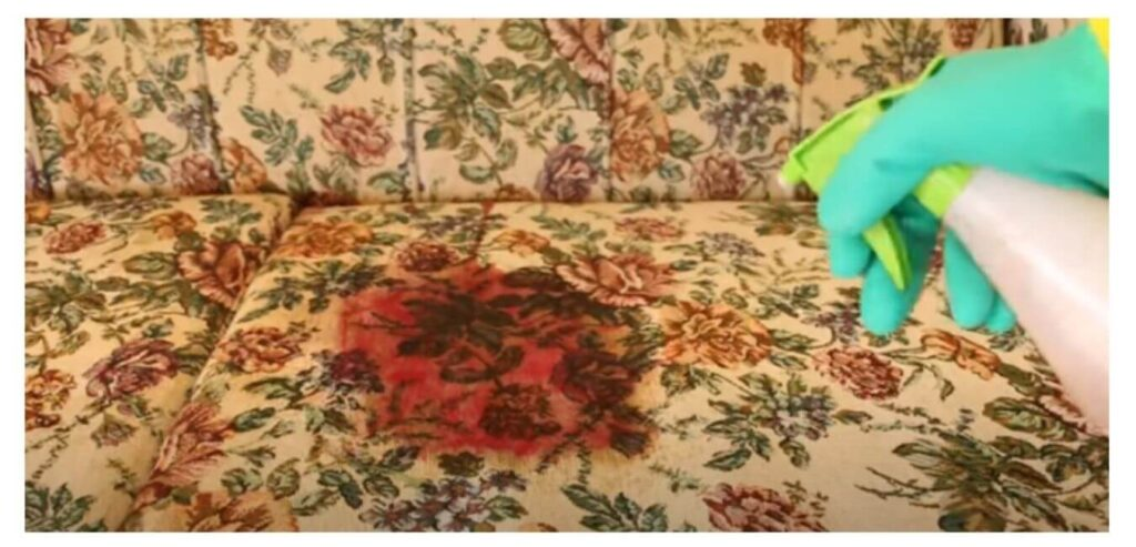 How to protect your sofa from dust, Grease Stains and ink Stains