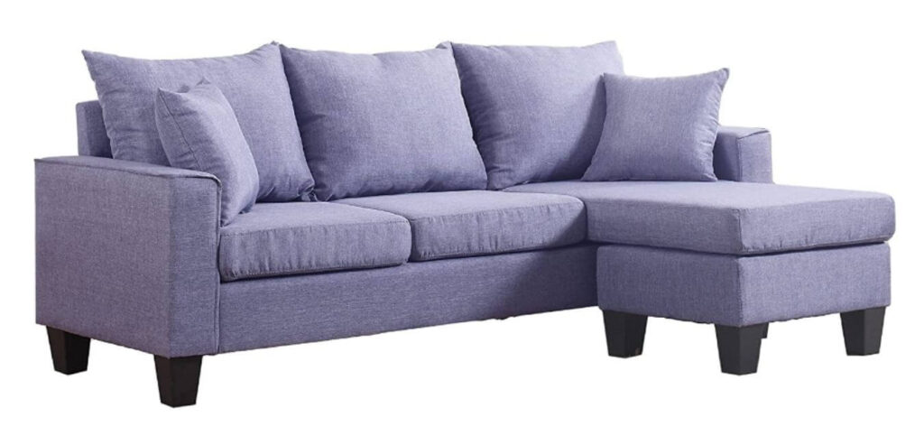 Sectional couch under $300