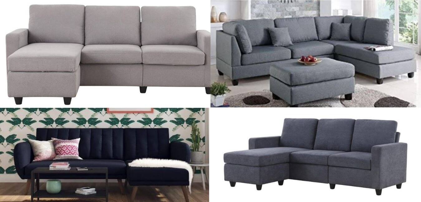 Sectional sofas under $300 and $400